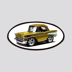 BabyAmericanMuscleCar_57BelR_Gold Patches