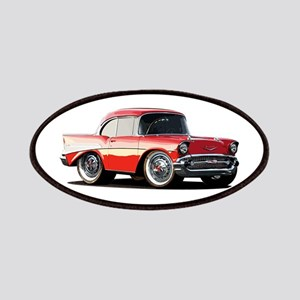 BabyAmericanMuscleCar_57BelR_Xmas_Red Patches