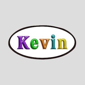 Kevin Shiny Colors Patch
