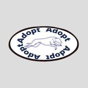 Adopt V2.0 Blue Patches