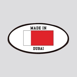Made In Dubai Patch