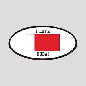 I Love Dubai Patch