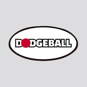 Dodgeball Patch