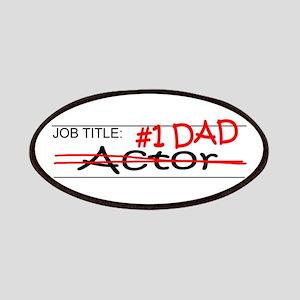 Job Dad Actor Patches
