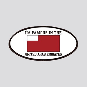 I'm famous in the united arab emirates Patch