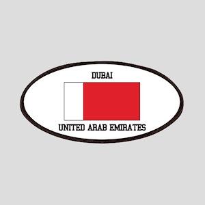 Dubai UAE Patch