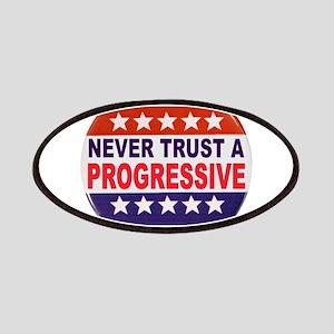 PROGRESSIVE POLITICAL BUTTON Patches