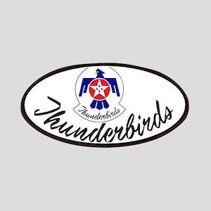 USAF Thunderbird Patches