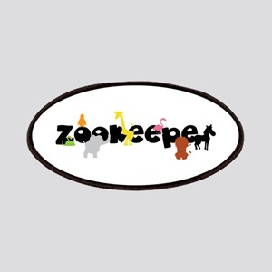Zoo keeper Patches