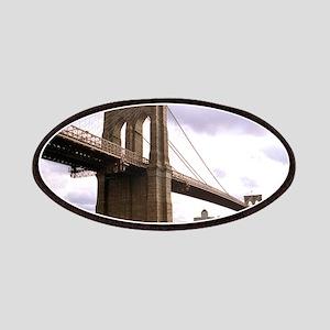 Brooklyn Bridge (Morning) Patches