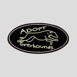 More Greyhound Logos Patches