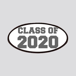 CLASS OF 2020-Fre gray 300 Patch