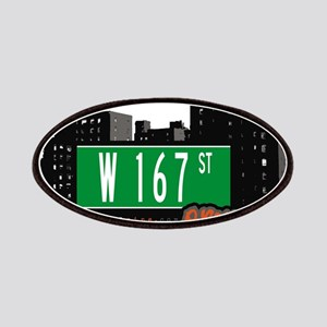 W 167 ST Patches