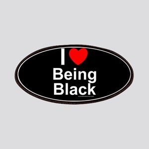 Being Black Patch