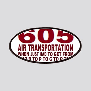 605 air trans Patches