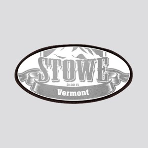 Stowe Vermont Ski Resort 5 Patches