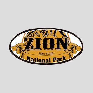 Zion Utah Patches