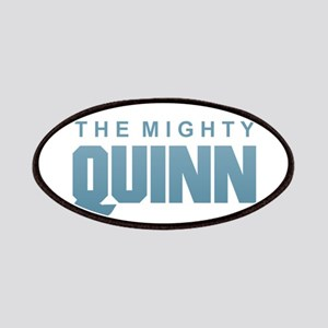The Mighty Quinn Patch
