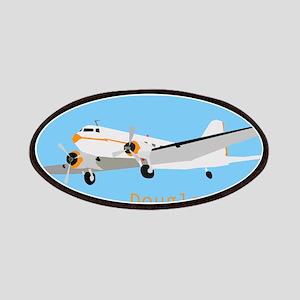 DC 3 Douglas Patches