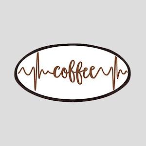 COFFEE HEARTBEAT Patch