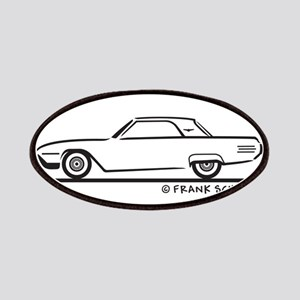 1961 Ford Thunderbird Hard To Patches
