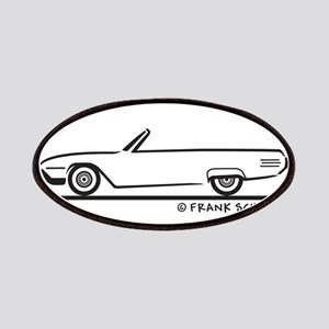 1961 Ford Thunderbird Convert Patches