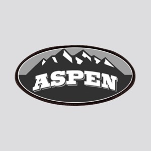 Aspen Grey Patches