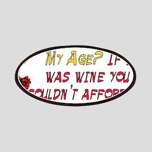 Fine Wine Patches