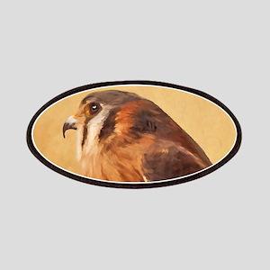 American Kestrel Patch