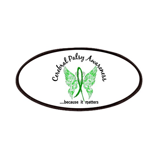 Cerebral Palsy Butterfly 6.1 Patches by