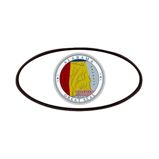 Alabama State Seal Patch By Bellamiadesigns Cafepress