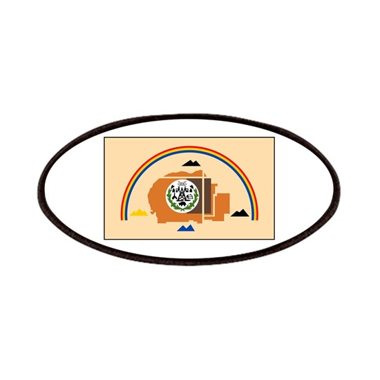 Navajo Nation Flag Patch By Concordcollections Cafepress