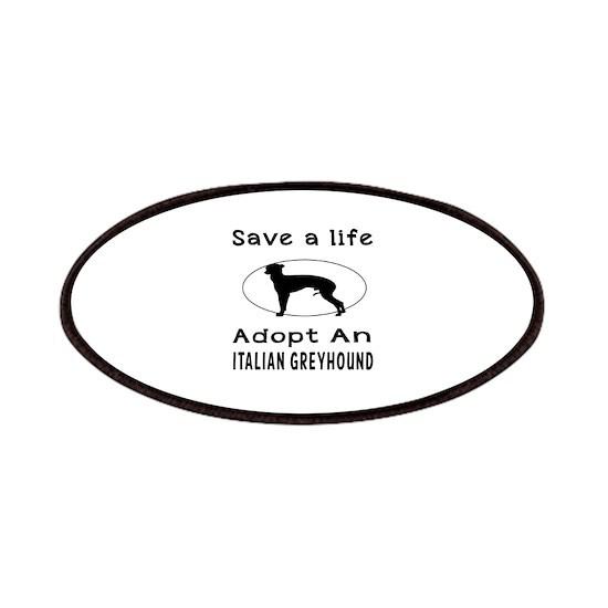 Save A Life Adopt An Italian Greyhound