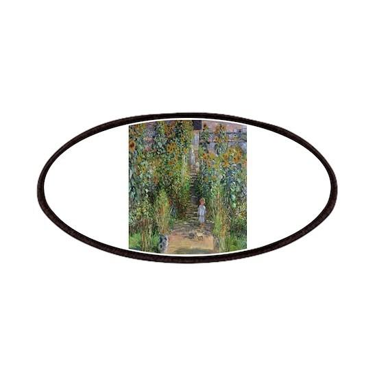 Claude Monet's Monet's Garden at Vetheuil