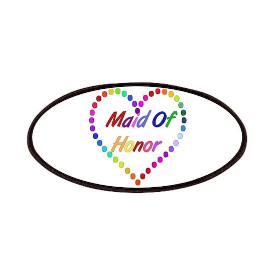Rainbow Maid Of Honor