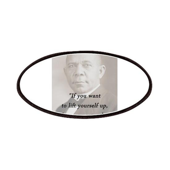B_Washington - Lift Yourself Up