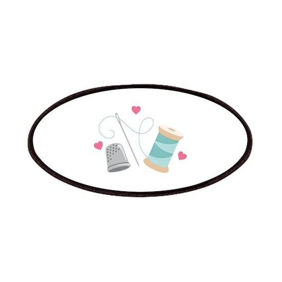 Heart Sewing supplies