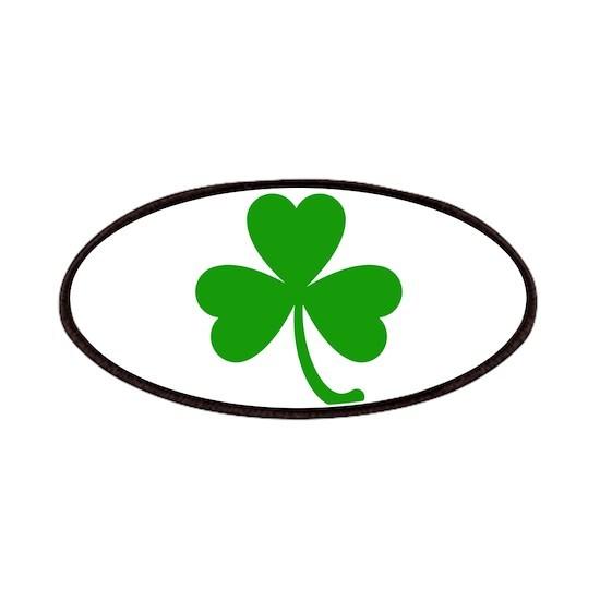 3 Leaf Kelly Green Shamrock with Stem