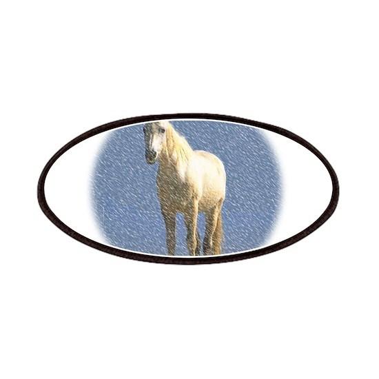 White Horse Blizzard