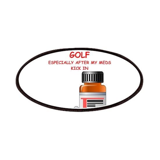 i love golf