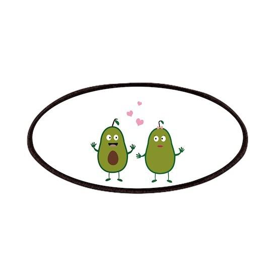 Avocados in love