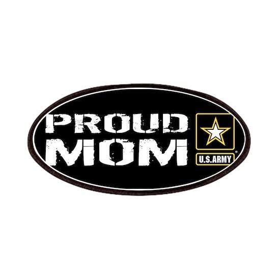 U.S. Army: Proud Mom (Black)