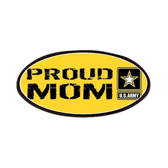 U.S. Army: Proud Mom (Gold)