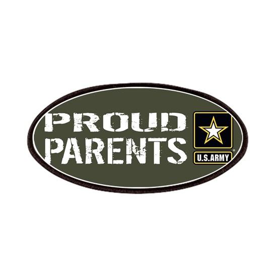U.S. Army: Proud Parents (Military Green)