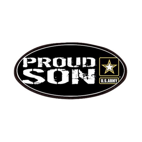 U.S. Army: Proud Son (Black)