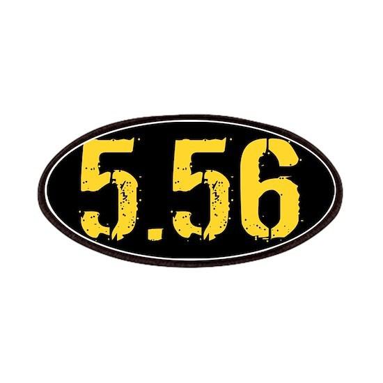 5.56 Ammo: Black & Gold