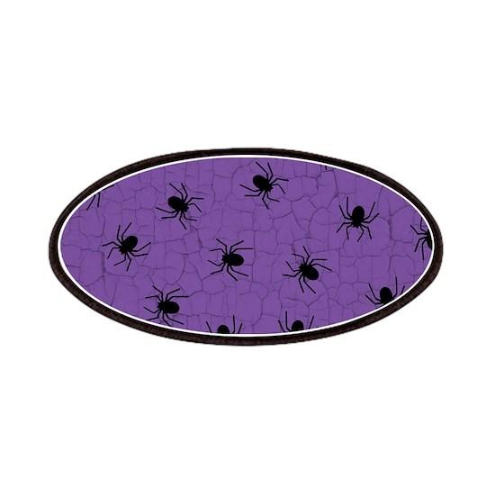 Purple Spider Pattern