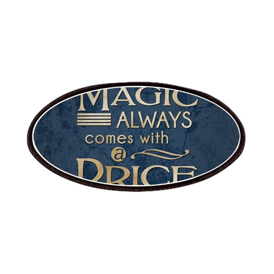 Magic Always Comes with a Price