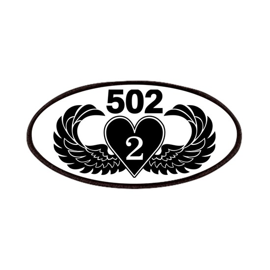 2-502 Black Heart