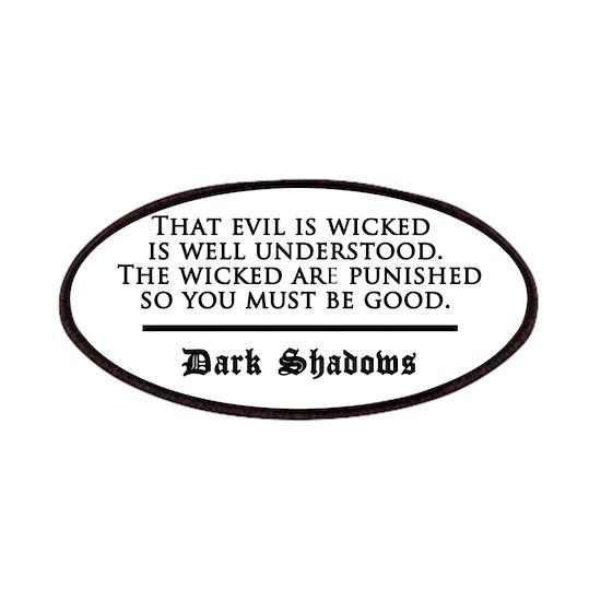 Dark Shadows Evil Is Wicked